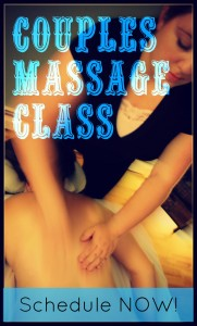 couples massage training class Taunton, MA