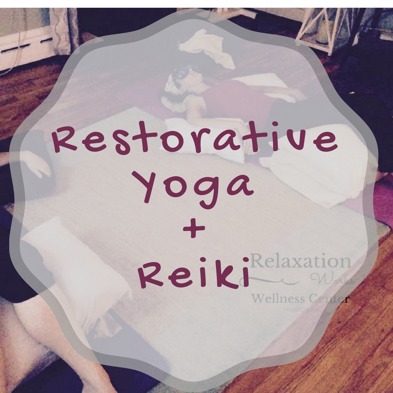 Restorative Yoga & Reiki Healing