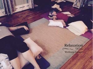 Restorative Yoga 3