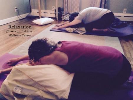 Restorative Yoga For Better Health