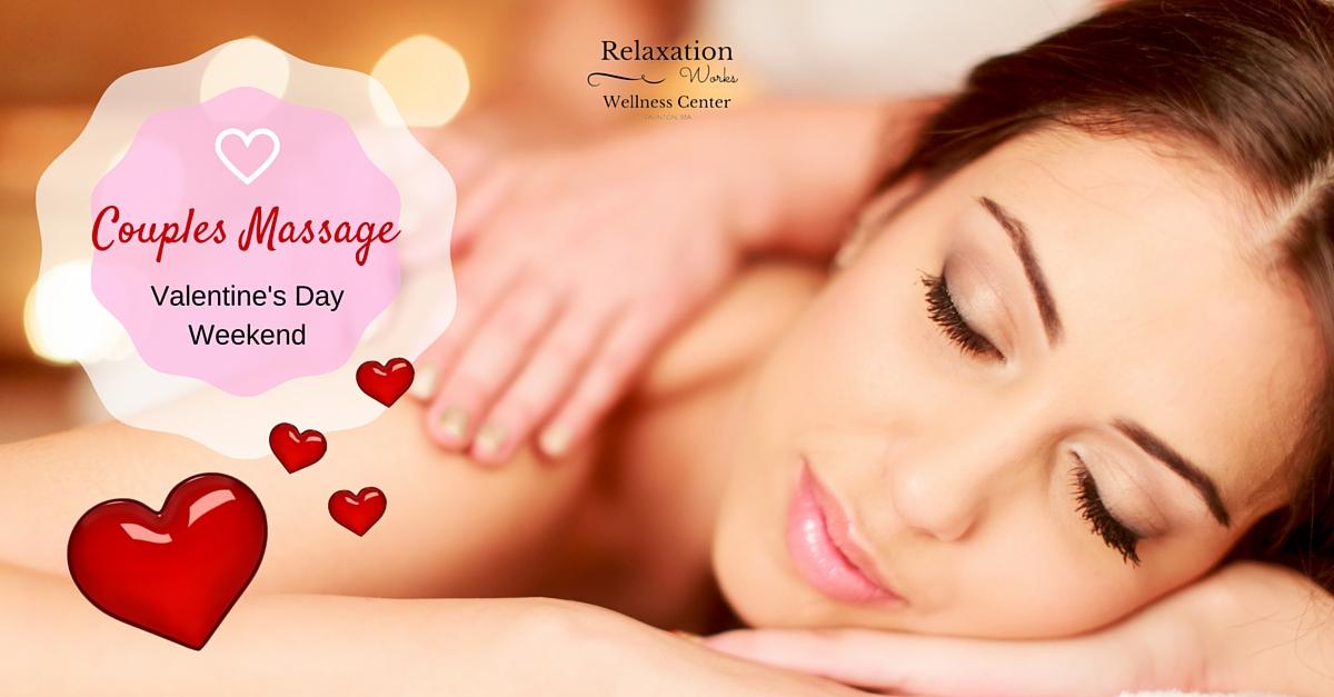 couples massage taunton ma - Valentines Day Couples Massage