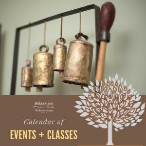 calendar of events yoga