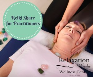 Reiki Share for Practitioners